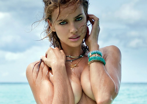 Ирина ШЕЙК. Фото: Sports Illustrated.
