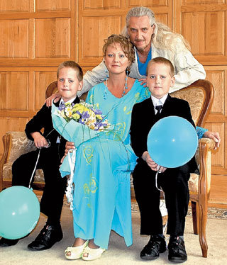 Бывшая жена Дениса Матросова рассказала почему он бросил ее с детьми 08