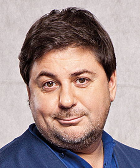 Александр Цекало актер
