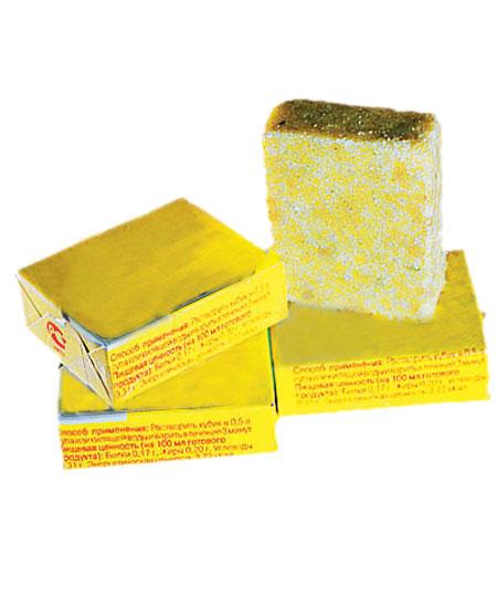 Бульонные кубики опасны