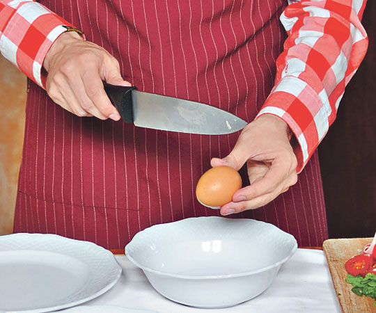 Женщина не приготовила мужу ужин