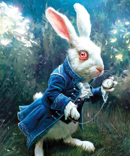Алиса в зазеркалье картинки из фильма 8