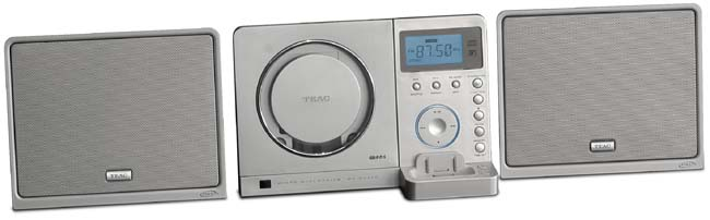 CD-микросистема  TEAC MC-DX222i