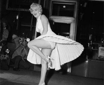 Легендарное платье Монро продали за $ 4,6 млн.