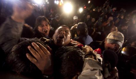 В Голливуде снимут фильм о спасении чилийских шахтеров