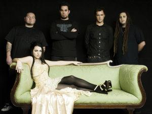 Evanescence анонсируют первый тур по Англии за несколько лет
