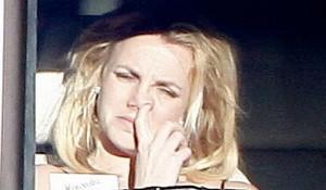 У охранника есть вещественные доказательства токсичных привычек Бритни Спирс