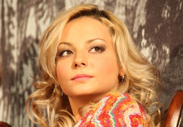 Дарья Сагалова родила дочь