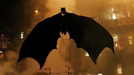Бэтмен разрушил крышу