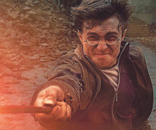 Дэниел Рэдклифф: расставаясь с Поттером, я плакал