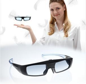 Самые легкие 3D-очки Panasonic