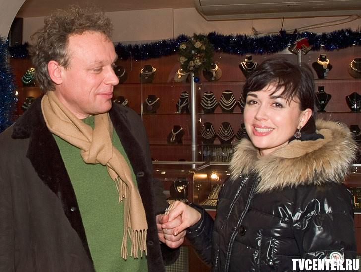 Сергей Жигунов и Анастасия Заворотнюк - сегодня