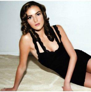 Али Лохан заключила эксклюзивный контракт с модельным агентством NEXT