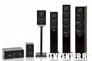 Эксклюзивная акустика ELAC 240 Black Edition