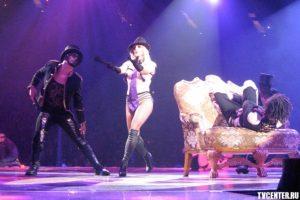 Концерт Бритни Спирс в Москве