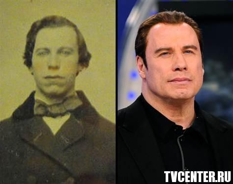 Николас Кейдж и Джон Траволта настоящие вампиры?