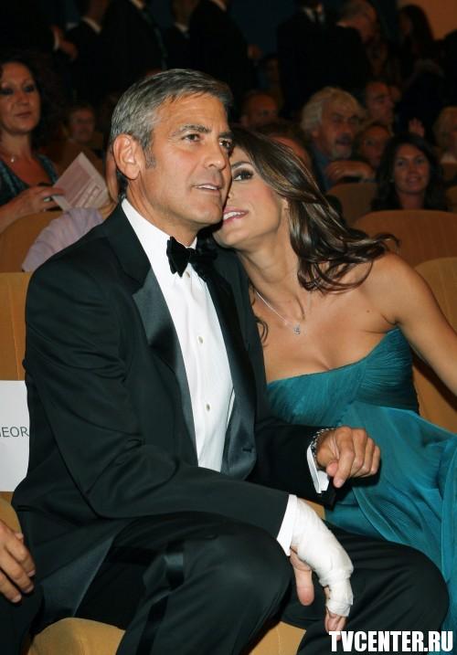 Экс-подруга Джорджа Клуни угрожает расправой нынешней?
