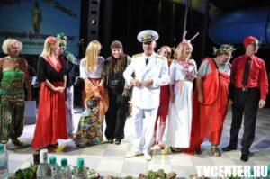 20 лет Киношока отметили карнавалом и фейерверком
