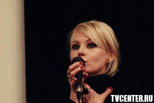 Литвинова снимает фильм, Земфира пишет саундтрек