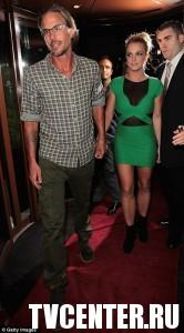 Звезды проигнорировали вечеринку Бритни Спирс в честь нового тура