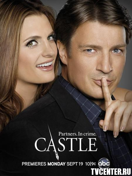 Castle: постер нового сезона