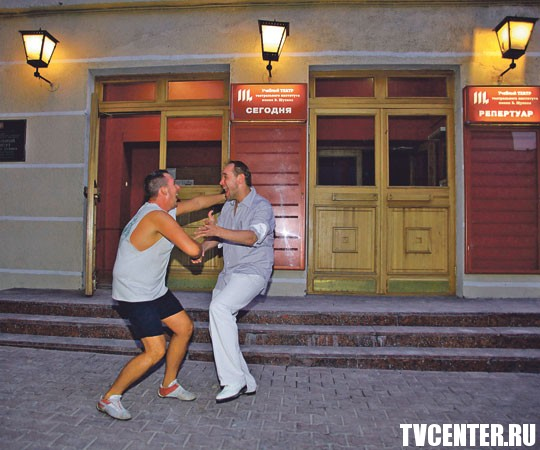 Прогулка по Москве с Максимом Аверином