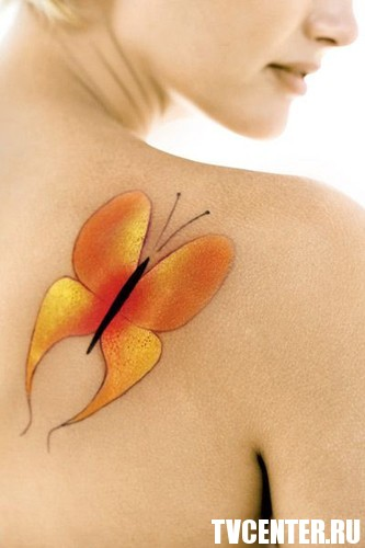 Модные tatoo-тенденции