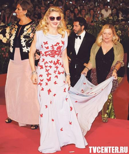 Мадонна вне конкурса на Венецианском кинофестивале