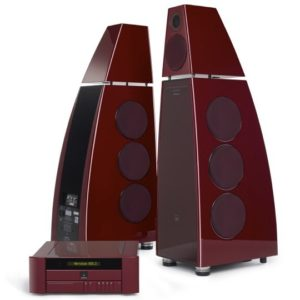 Юбилейная аудиосистема Meridian 40th Anniversary