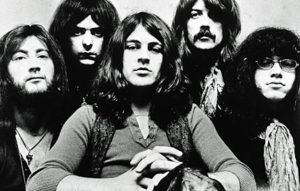 Deep Purple начали работу над новым альбомом
