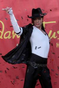 Выставка Майкла Джексона в Музее мадам Тюссо открылась танцами