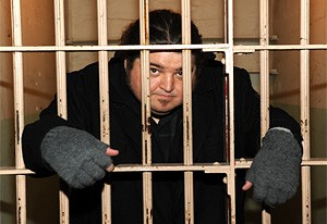 На территории тюрьмы Alcatraz актеры отметили премьеру одноименного сериала