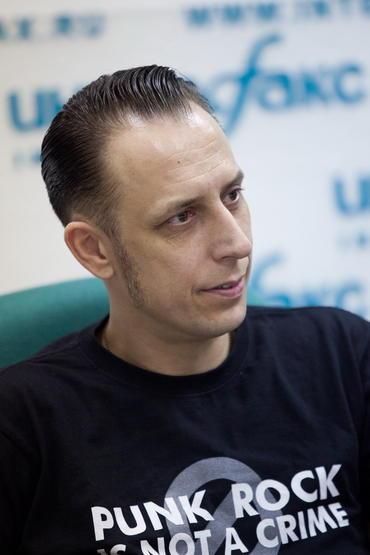 """Александр """"Чача"""" Иванов рассказал о подготовке к пьесе """"Анархия"""""""