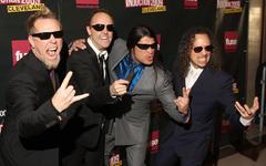 Metallica снимают собственный 3D-фильм