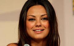 Мила Кунис - новое лицо Dior