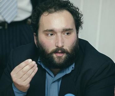 Никита Джигурда напал на православного активиста