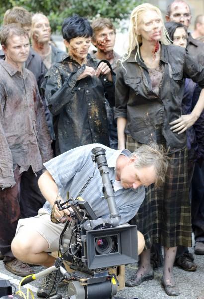 The Walking Dead: фотогалерея второго сезона