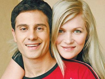 Семья Макарских – талантливые блондинка и брюнет