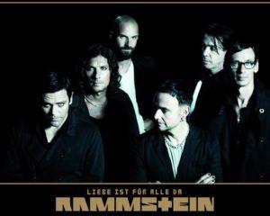 Не пропусти Rammstein в Олимпийском
