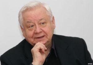 Олег Табаков подсел на шоколад