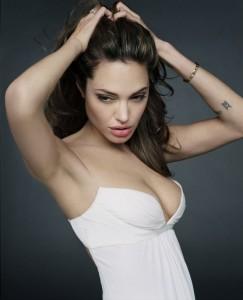 Анджелина Джоли написала предисловие к мемуарам своего бывшего мужа