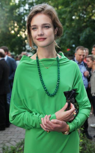 Наталья Водянова стала дизайнером международного масштаба