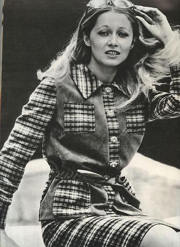 Татьяна Михалкова первая в СССР стала носить шорты