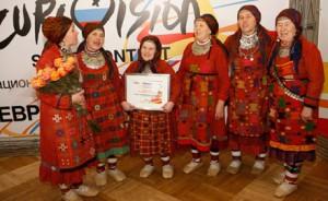 "На Евровидении-2012 за ""Бурановскими бабушками""будут следить врачи"