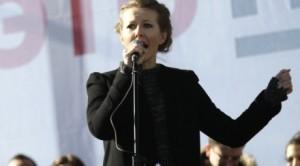 Ксения Собчак может уехать из России