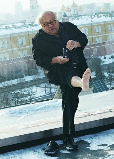 Дэнни Де Вито рассказал о трудностях перехода на русский