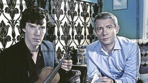 """Съемки """"Шерлока"""" начнутся не раньше 2013 года"""