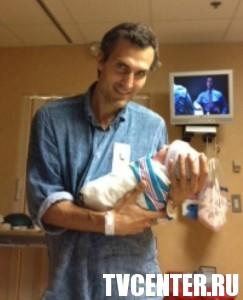 Кристина Орбакайте показала новорожденную дочь Клавдию