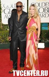 Знаменитая модель Хайди Клум подала на развод с певцом Силом