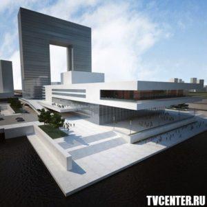 """Строительство """"Театра Пугачевой"""" начнется до конца 2012 года"""